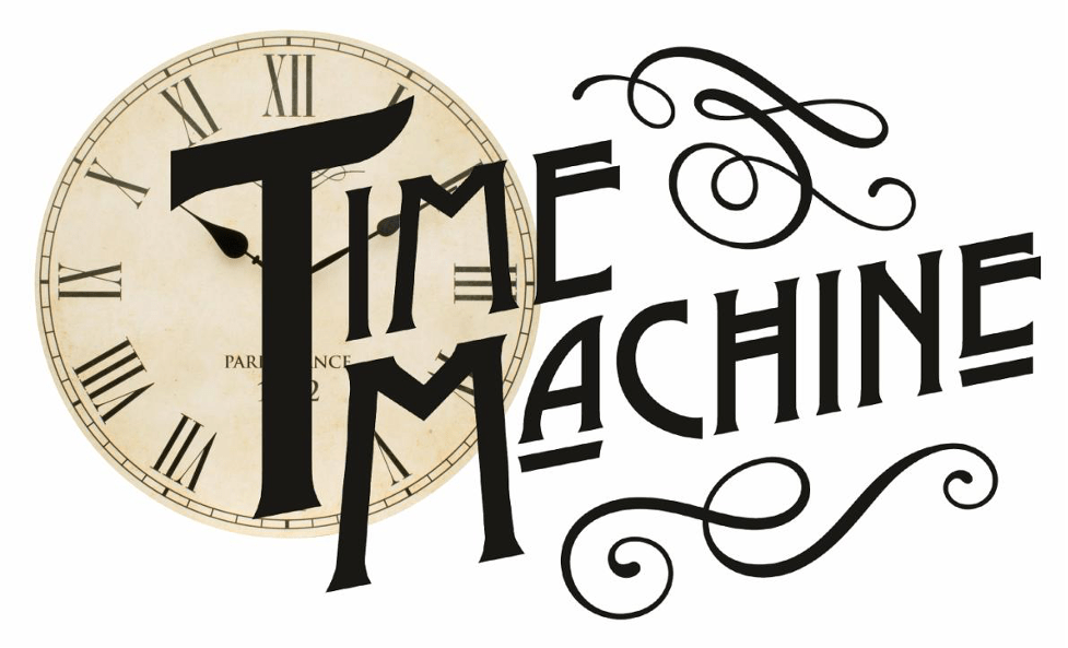 A Passover Time Machine on the Fifth Floor