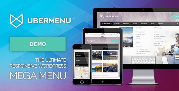 UberMenu - Top 10 wordpress plugins for business