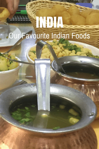 India - Our Favourite Indian Foods, Pani Puri