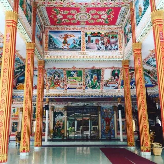 Pha That Luang (Great Sacred Stupa) in Vientiane, Laos
