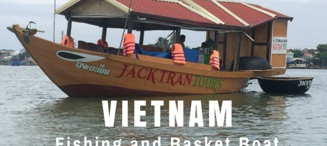 Fishing and Basket Boat Eco-tour in Hoi An | Vietnam