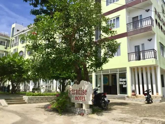 Hoi An Paradise Hotel in Hoi An, Vietnam