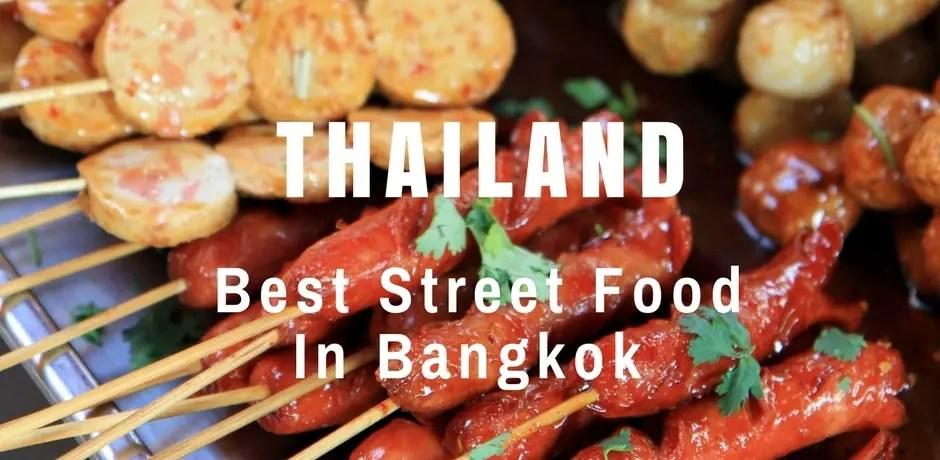 Best Street Food in Bangkok | Thailand