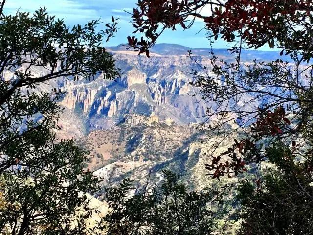 Posada Barrancas Canyon Rim Walk in Copper Canyon, Mexico
