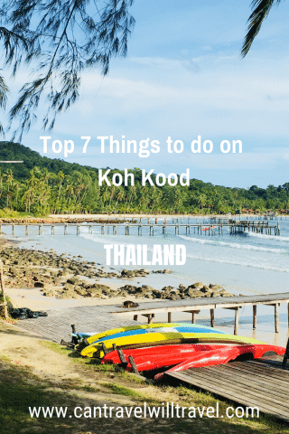 Top Things to do on Koh Kood Island Pin1