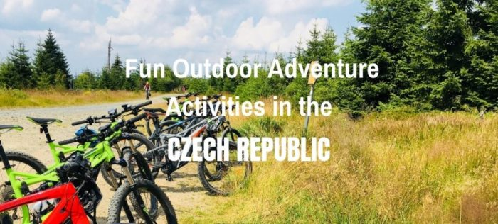 Outdoor Adventure Activities in the Czech Republic
