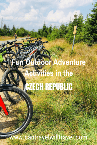 Outdoor Adventure Activities in the Czech Republic Pin1