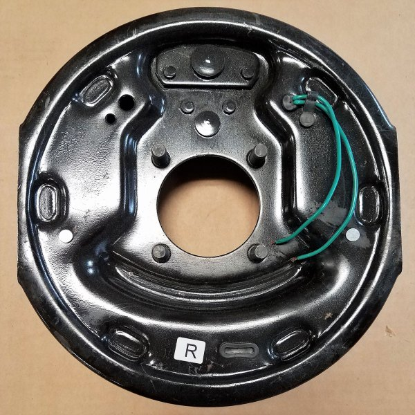 "10"" X 2 1/4"" RH ELECTRIC BRAKE ASSEMBLY"
