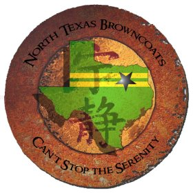 North Texas Browncoats Logo | Can't Stop the Serenity