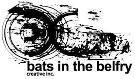 Bats in the Belfry Creative