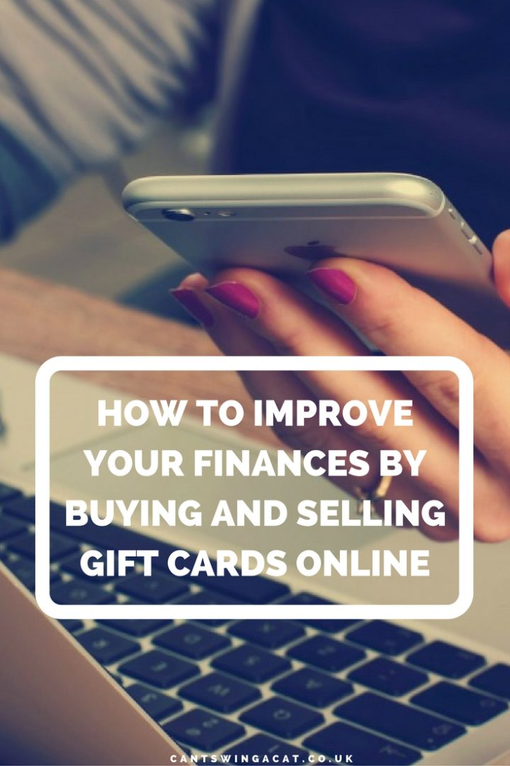 sell gift card online can t swing a cat how to save money buying selling 3111