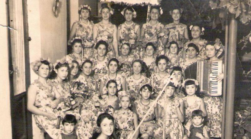 Corsos de antaño en Cañuelas 1956 2