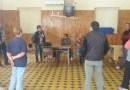 Asamblea de ATE en el Hospital Dardo Rocha