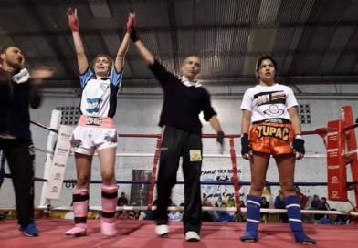 KickBoxing: Victoria de Julieta Garavaglia