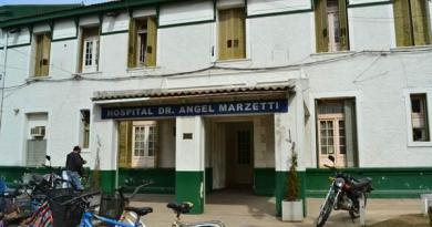 Hospital Marzetti cañuelas