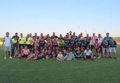 LA SELECCIÓN ARGENTINA SENIORS VISITÓ AL CAÑUELAS FC