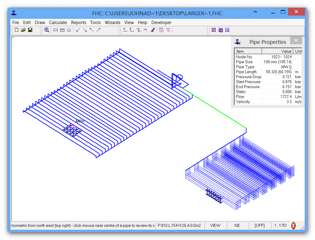 Hydraulic Calculation Software For Fire Sprinkler Protection