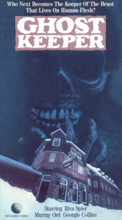 Canuxploitation Review Ghostkeeper