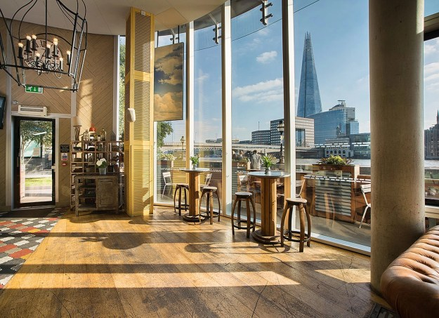 oyster shed london bridge birthday party venues