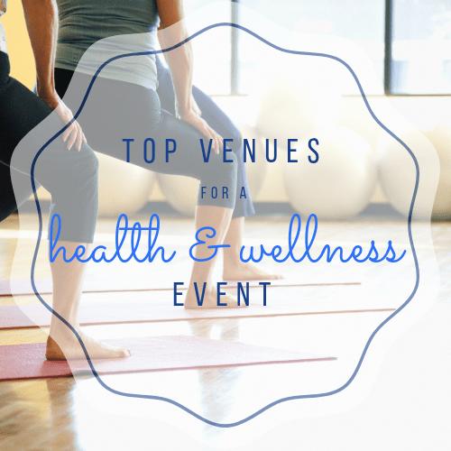 health & wellness event