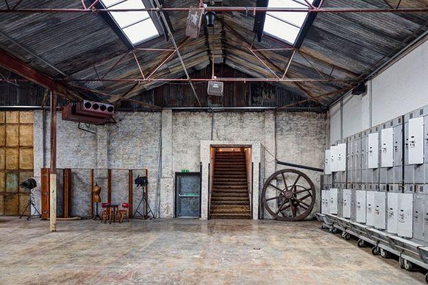 film shed hidden gem venues london