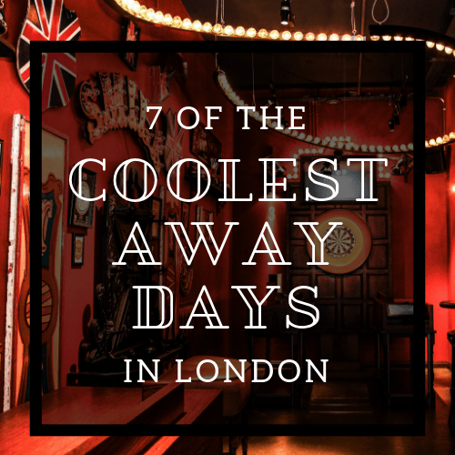 7 of the coolest away day venues (1)