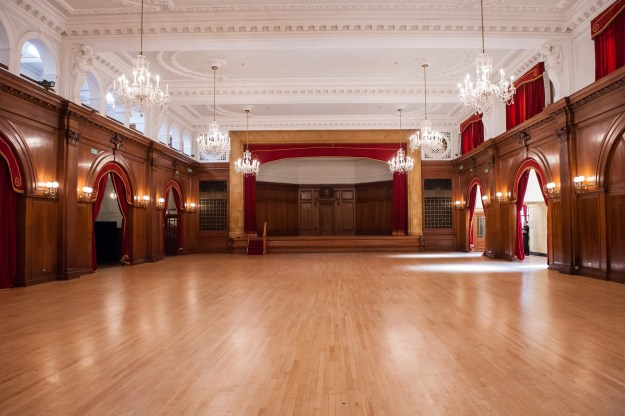 porchester hall conference space