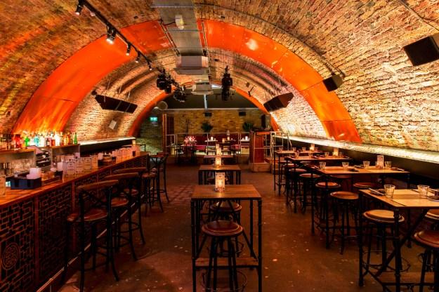 fu manchu quirky south west london venues