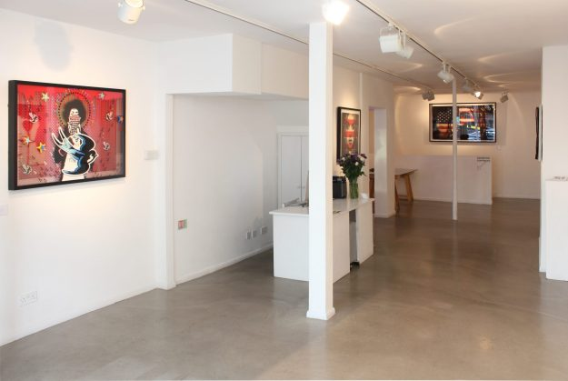 woolff gallery press launch venues central london