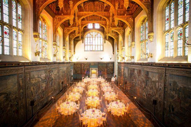 hampton court palace event space west london