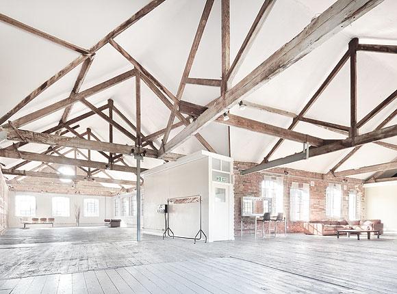 loft studios event space west london