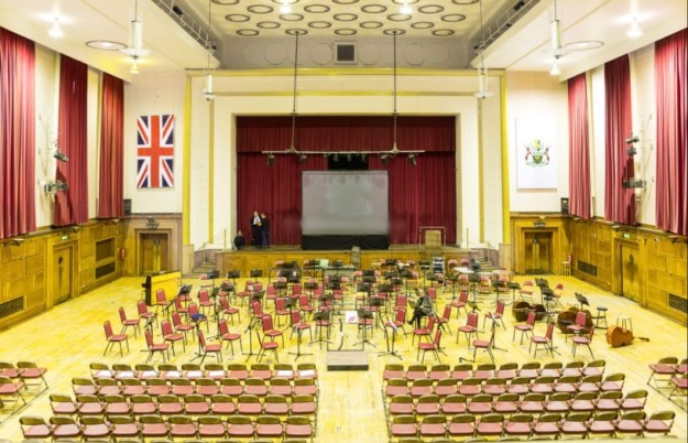 walthamstow assembly hall east london corporate event venue