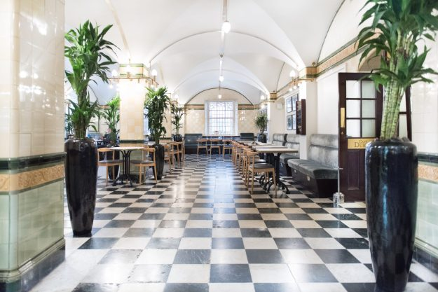 basement at 116 pall mall press launch venues central london