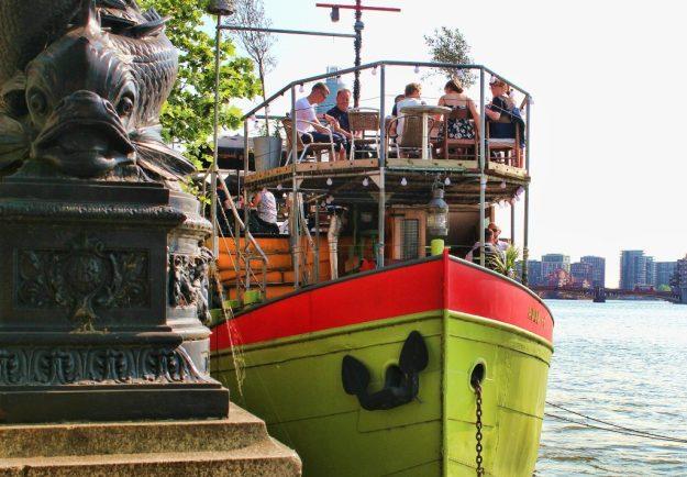 tamesis dock boat venues london