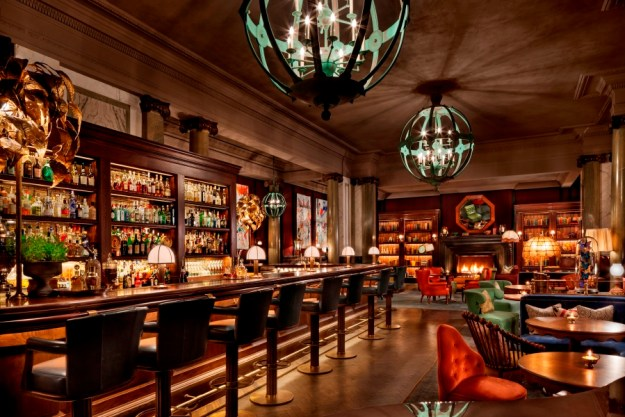 scarfes bar drinking dens london