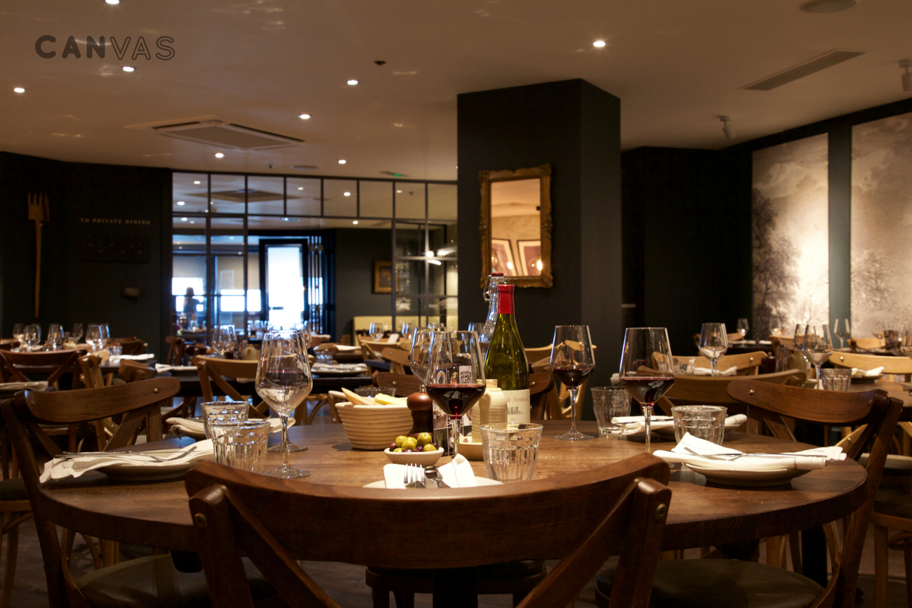 Brasserie Blanc South Bank London Venue Hire Canvas Events