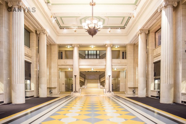Banking Hall London Venue Hire Canvas Events