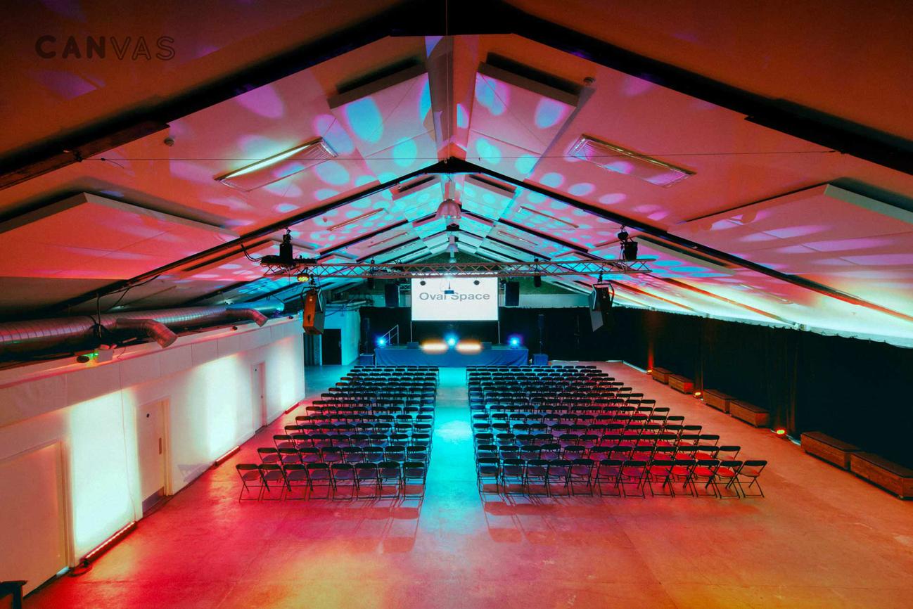 Oval Space London Venue Hire Canvas Events
