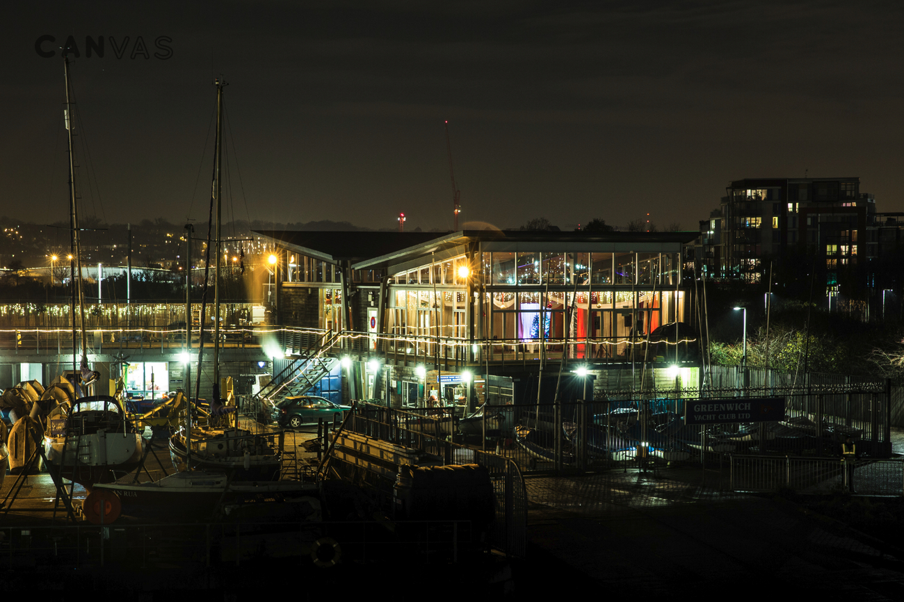 Greenwich Yacht Club London Venue Hire Canvas Events