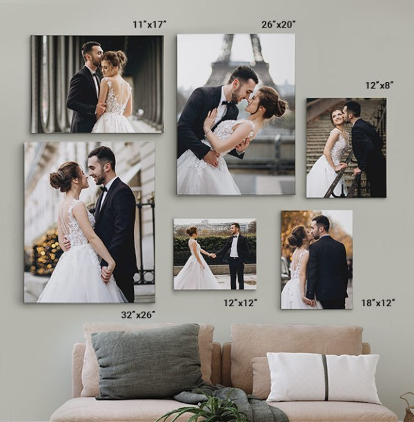 Canvas Prints | 85% Off On Custom Canvas Print Online in ...