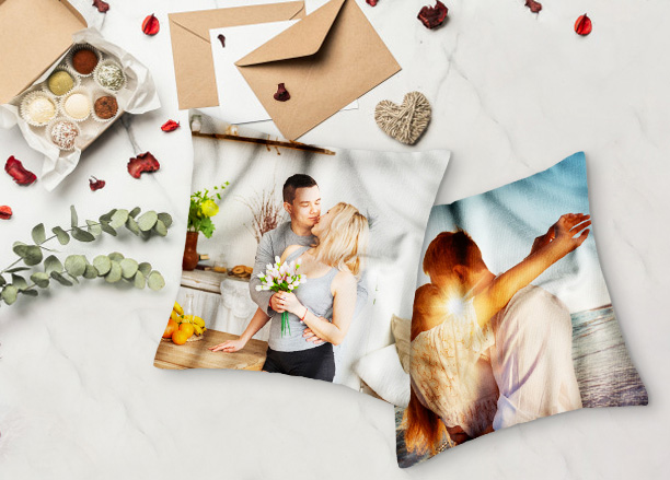 personalised photo pillow case custom photos on pillows cover