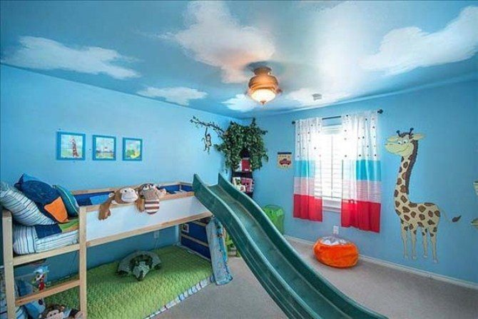 12 Inexpensive Magical Kids Room Ideas Canvas Factory