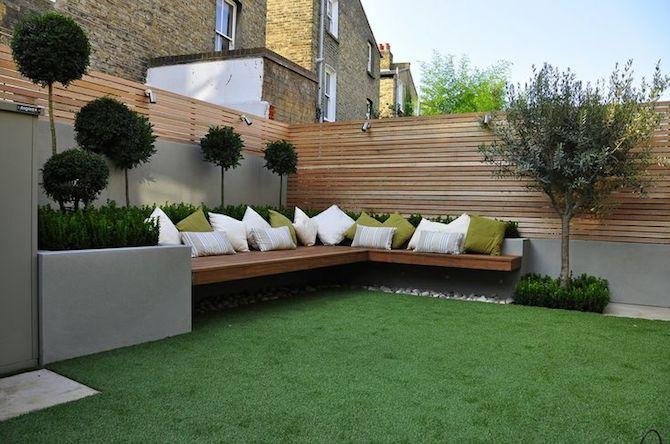Modern Garden | Canvas Factory on Modern Boma Ideas  id=21018