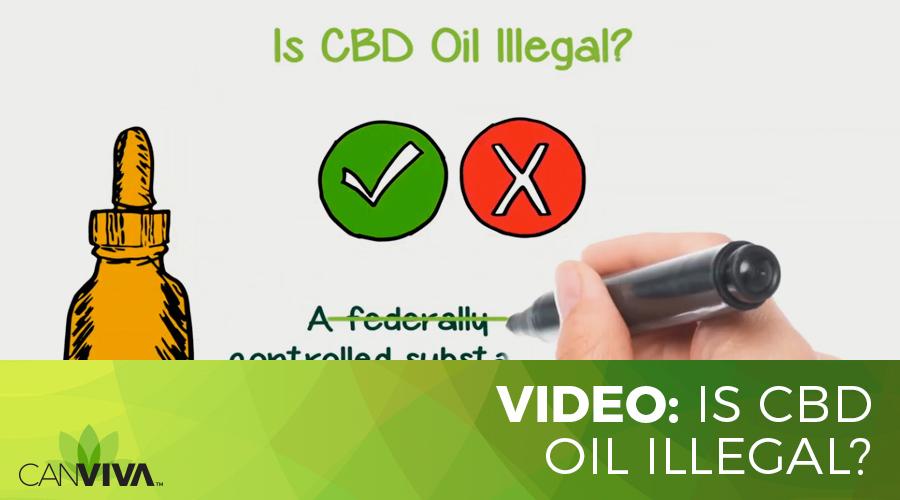Is CBD Oil Illegal