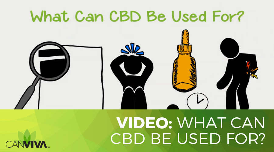 What Can CBD Be Used For