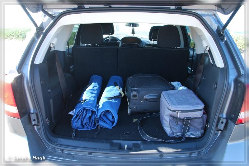 Mietwagen Usa Beschreibung Fotos Dodge Journey Ford Edge