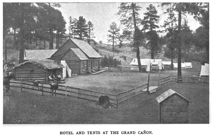 Photo of Hance Camp.