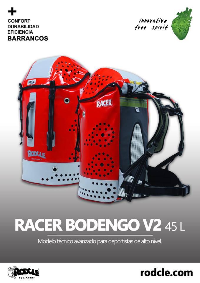23124a80462 Rodcle Racer Bodengo V2 45L Backpack