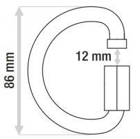 Camp D-shaped Quicklink