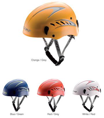 Camp Stunt Orange/Grey